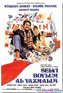 The Girl With The Red Scarf - Selvi Boylum Al Yazmalim