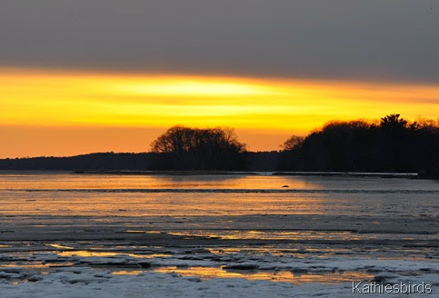 6. Maquoit bay sunset-kab
