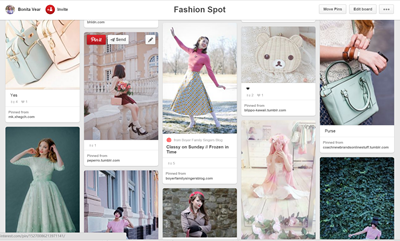 Fashion Spot on Pinterest ~ A Guide to Styling Vintage | Lavender & Twill
