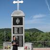 Туњице код Новог Града, Мићо Јелић Грновић рецитује своју пјесму страдалим Србима