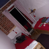 Моя кімната в хостелі