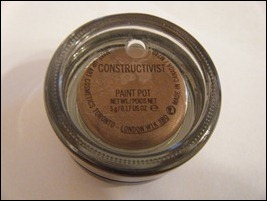 MAC Constructivist Paint Pot