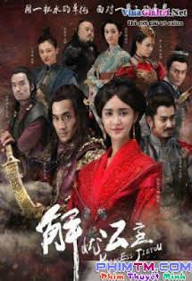 Công Chúa Giải Ưu - Princess Jie You (2016) Tập 45 - End
