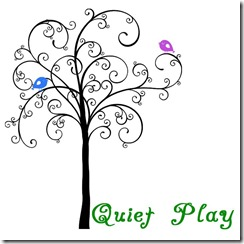 Quiet Play logo