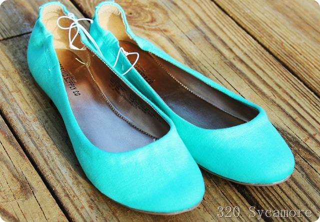 target mint shoes