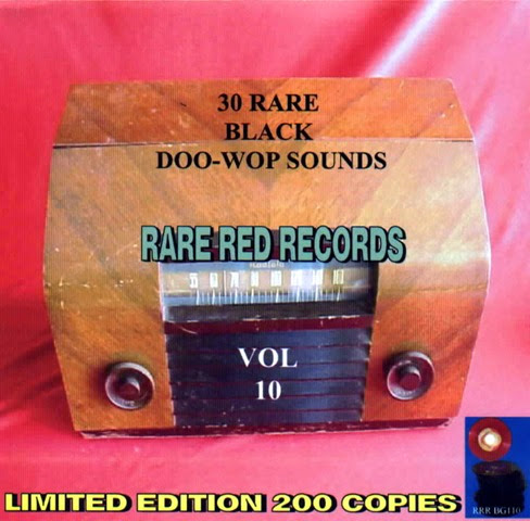 Rare Black Doo-Wop Sounds Vol. 10 - 31 Front