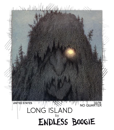 Long Island by Endless Boogie