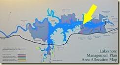 10 lake map
