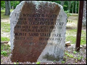 08e3 - Monte Sano - CCC Memorial Garden