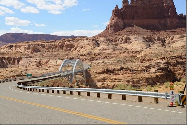Dirty Devil Bridge - 2013 Rockwell file photo