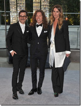 Shaun White, Erin Wasson