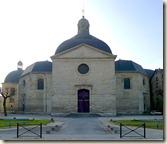 Salpétrière chapelle de saint-Louis