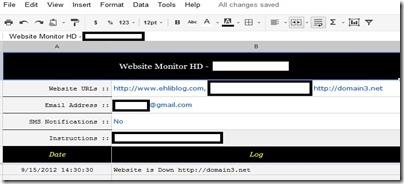 website-monitor