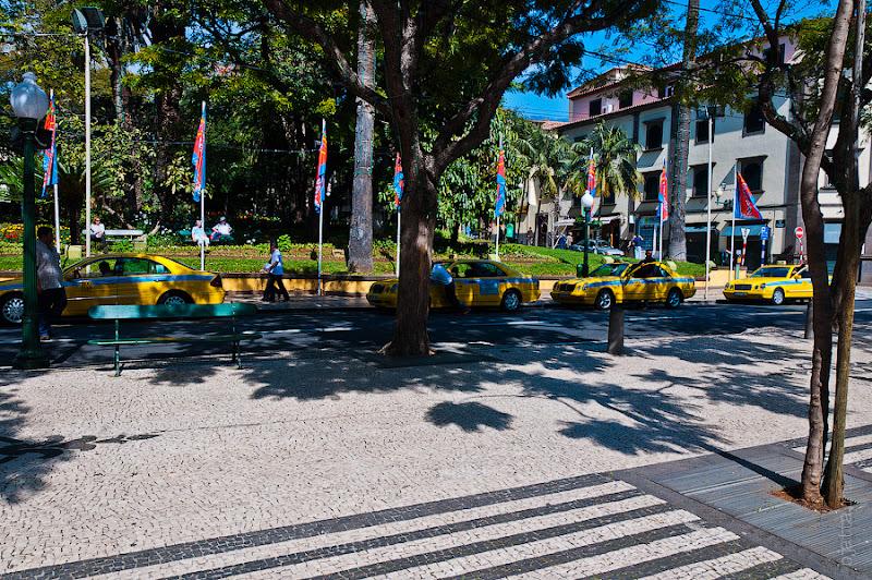 29. Фотопрогулка по улицам города. Улочки. Фуншал. Мадейра. Португалия. Круиз на Costa Concordia.