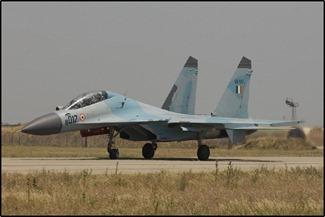 Су-30 МК-1 / K, ранее пролетел ВВС Индии [ВВС]