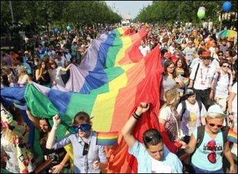 Parada Gay Budapeste 2013