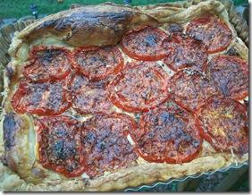 Tomato Tart 018
