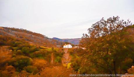 Capela da Sra. da Vila Velha em Castelo Branco Mogadouro