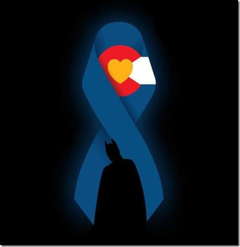 Colorado Batman Shooting Ribbon