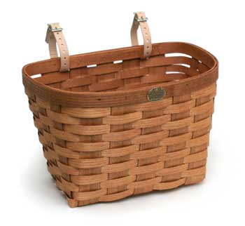 A timeless accessory.(Bicycle basket, peterborobasket.com)