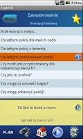 Screenshot of Angielski- Ucz się i rozmawiaj