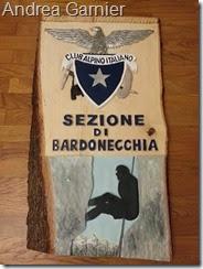 stemma club alpino italiano Cai sezione bardonecchia