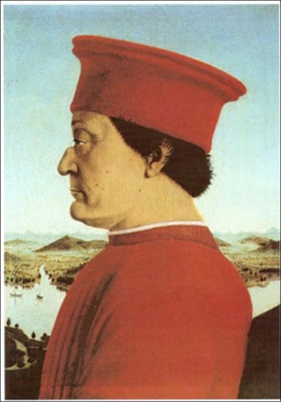 Piero della Francesca, Duc d'Urbino