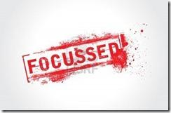 always focussed