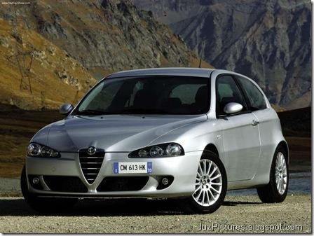 Alfa Romeo 147 3door (2004)2