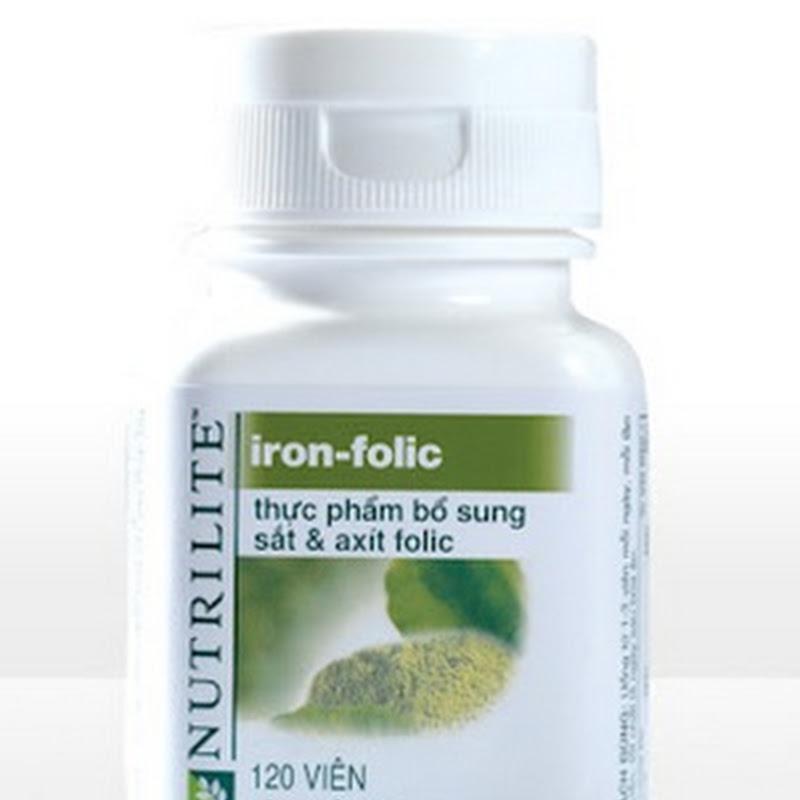 Nutrilite Sắt và Axit Folic