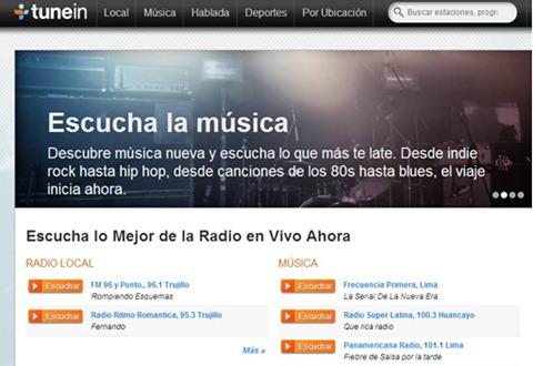 radio por internet online