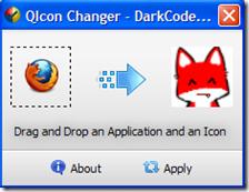QIcon Changer