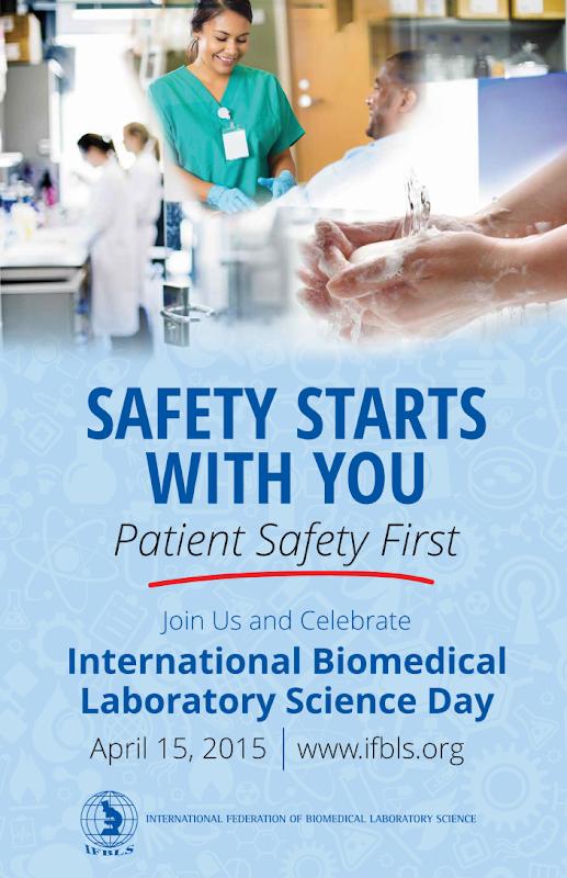 Dia internacional do Biomédico Analista Clínico