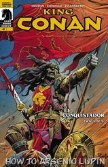 King Conan El Conquistador #6