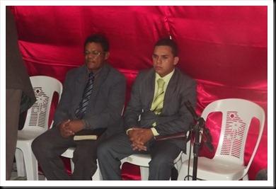 Inauguração da congregação (20)