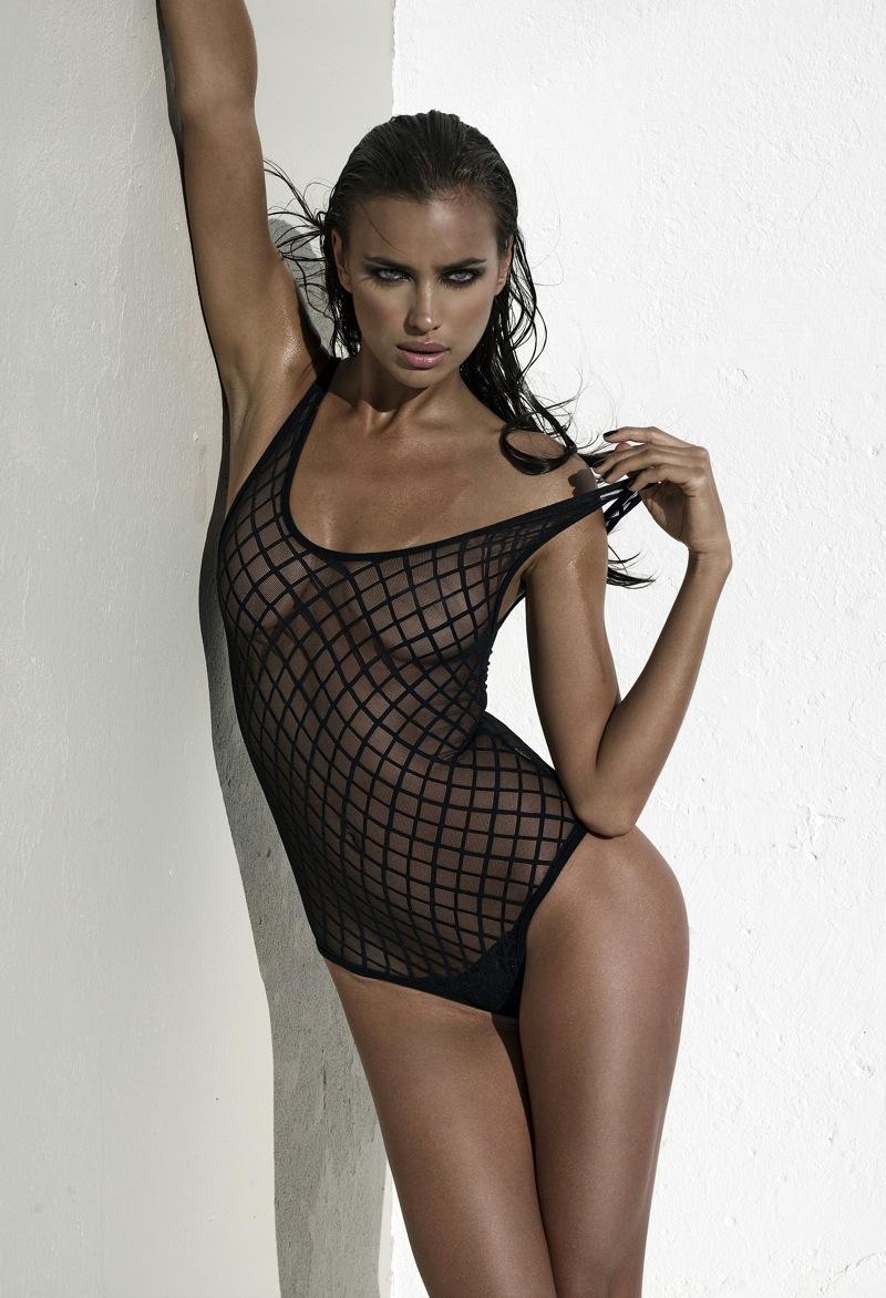 Irina Sheik GQ South Africa photoshoot 04