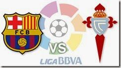 barcelona vs celta de vigo