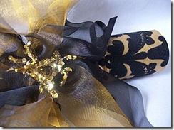 Damask Christmas Crackers