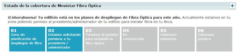 Cobertura Fibra Movistar (Paso 2)