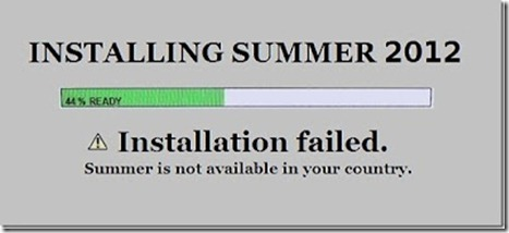 installing summer