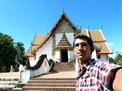 Naga. Wat Phumin, Nan, Thailand