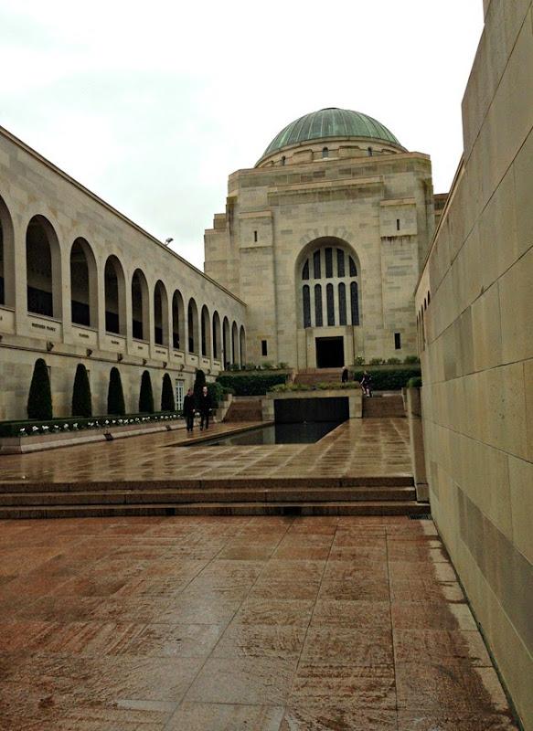 Canberra - War Memorial 1