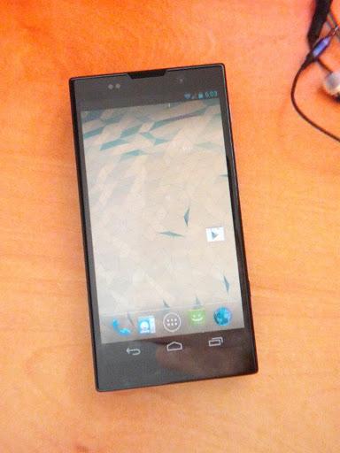Sony Nexus Front