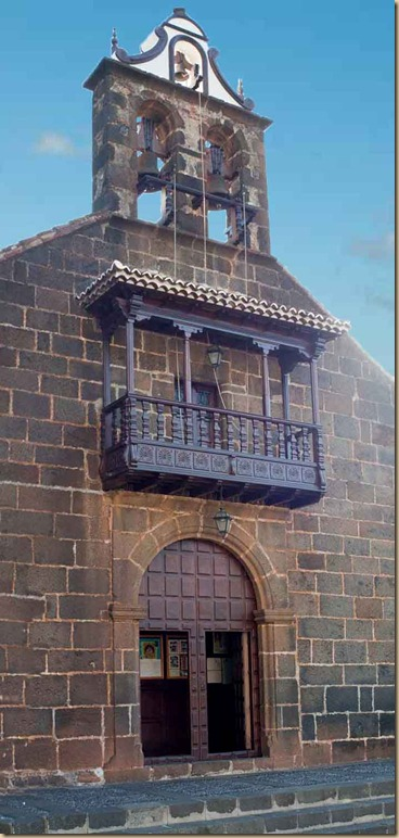 church virgen de las nieves