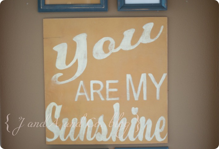 Sunshine photo wall-11