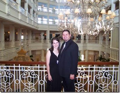 Disney World honeymoon (2)