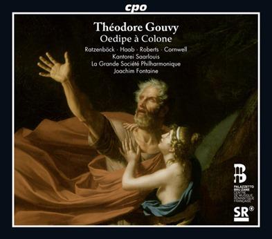 Louis Théodore Gouvy: OEDIPE À COLONE [cpo 777 825-2]