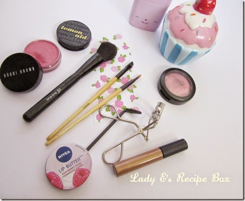 my top makeup tools