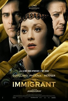 Poster The Immigrant