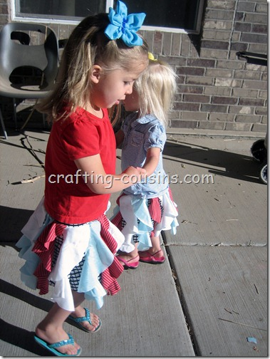 4th Cascading Ruffle Skirts (7)